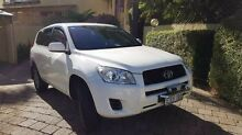 Toyota RAV4 Low kms Como South Perth Area Preview