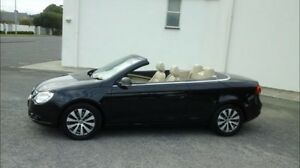 Mint 2008 VW Eos Hard Top Converible