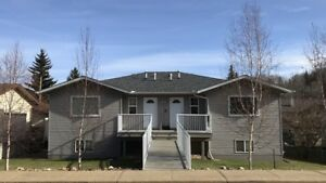 Must See! Beautiful, Clean & Quiet 2 Bedroom Unit in Athabasca