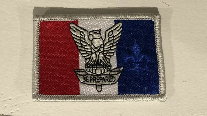 Eagle Scout Tactical Patch- 2 X 3 (hook & Loop) Licensed Through BSA.