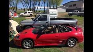 Little Red Convertible Great Grad Gift