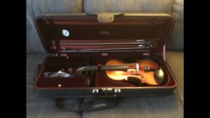 "14"" Meinle Viola outfit - Excellent condition - OBO"