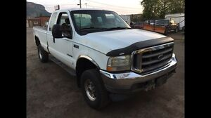 2003 Ford F-350 7.3 6 speed