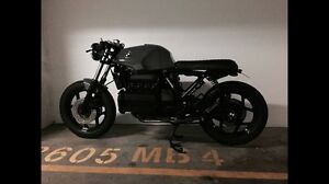 BMW K100RT Cafe Racer motorbike Norman Park Brisbane South East Preview