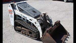 Wanted bobcat mt 52 in need of repairs or parts