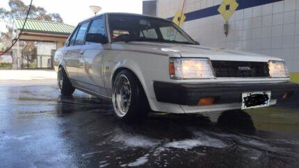 1984 AE71 Corolla 4AGTE