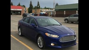 2013 Ford Fusion SE with Ecoboost