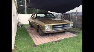 Hq kingswood. Unfinished project. 454 big block chev Maryland Newcastle Area Preview