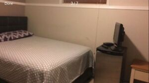 Room with private bathroom for rent in timberlea now