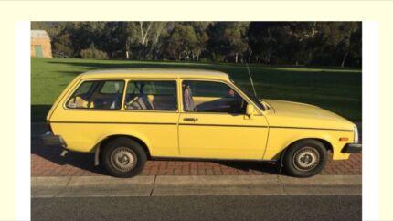 Wanted: Holden Gemini wagon