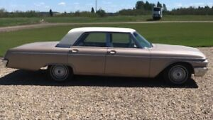 Ford Galaxie for sale 1962