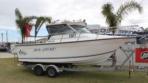 2007 BAHA 23ft Fishing Boat Port Hedland Port Hedland Area Preview