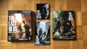 The Last of Us Survival Edition (PS3)