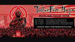 TWO TIX TO 12 FOOT NINJA Newcastle West Newcastle Area Preview