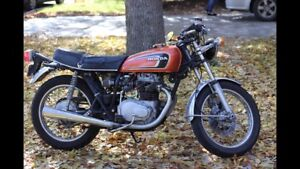 For sale 1974 Honda CB360t