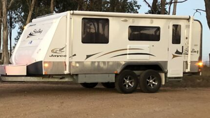 2009 JAYCO STERLING OUTBACK POPTOP Bairnsdale East Gippsland Preview