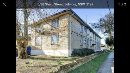 Two bedroom unit for rent in Belmore!!