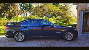 2009 BMW 750I EXECUTIVE PACKAGE