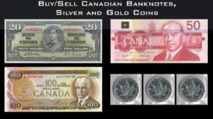 BUYING OLD MONEY, SILVER, & GOLD