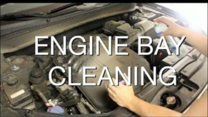 Car engine bay wash ( detailing ) Perth CBD Perth City Preview