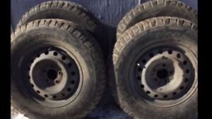 """16"""" Ranger rims and tires"""