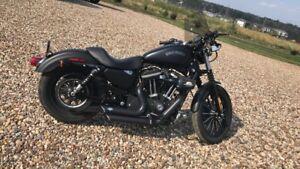 2011 Harley Davidson 883 Iron