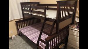 Moving sale - bunk bed single over double