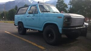 Ford bronco for 1999+ 7.3 or 6.0