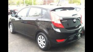 2012 Accent: Low Kms!