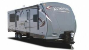 2013 Dutchmen Komfort 2410RK travel trailer