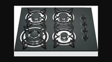 Brand new 4 burner glass top gas stove cooktop use with LPG gas bottle Blacktown Blacktown Area Preview