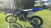 WR450f 2011 Hinton Port Stephens Area Preview