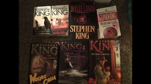 Stephen King dark tower series