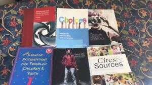 Child and youth worker school books!!