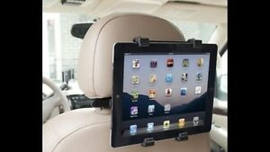 Support tablette IPad pour l'auto