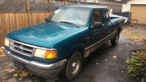 1997 Ford Ranger XLT 2WD Auto
