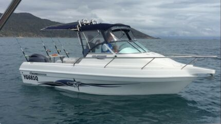 Haines Hunter 595 Offshore - Immaculate Boat with SO MANY EXTRAS