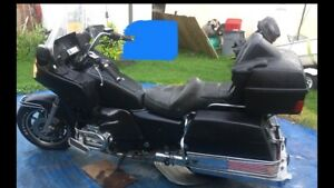 Honda Interstate GL 1200cc touring Trades Welcome