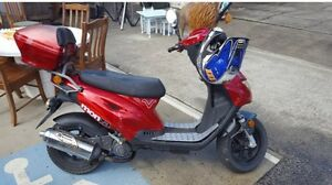 Awsome 50cc scooter for sale in Mullumbimby Mullumbimby Byron Area Preview