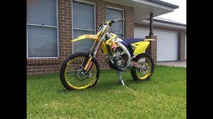 Rmz 450 2016  15hrs Team Suzuki bike motocross bike dirt bike Maitland Maitland Area Preview