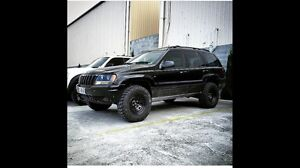 2000 limited WJ Jeep Grand Cherokee wrecking Acton Park Clarence Area Preview