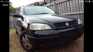 2003 Holden astra wrecking cheap parts Parramatta Parramatta Area Preview
