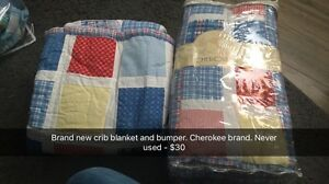 Cherokee crib bedding