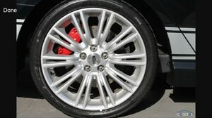 GENUINE FPV GTE F6E Falcon Sprint 19x8 Wheels & Dunlop Tyres Geelong Geelong City Preview