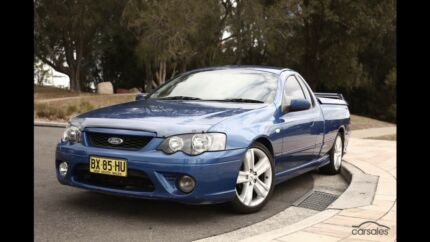 Wanted: BA/BF XR6 Ute