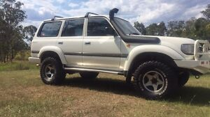 Toyota landcruiser 80 series Grafton Clarence Valley Preview