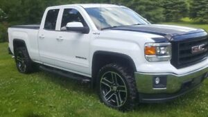 2015 GMC Sierra 1500 SLE carbon 22 package