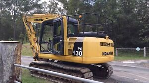 13T EXCAVATOR  HIRE Kingsholme Gold Coast North Preview