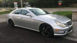 2006 CLS55 AMG 500HP MERCEDES MINT AMG