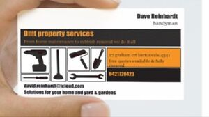 Handyman for hire Ipswich Ipswich City Preview